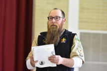 Pack 107 Blue and Gold Banquet & Ceremony – Grafton Cub